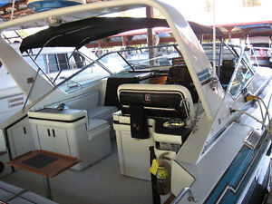 BOAT UPHOLSTERY - BRING YOUR SEATS IN FOR THE WINTER