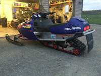 2001 Polaris XC SP 700 high output twin