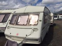 Lovely 6 berth ABI Yorkshire Diamond family caravan