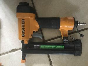 Bostitch air staple gun