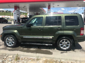 2008 Jeep Liberty Limited Edition 4wd