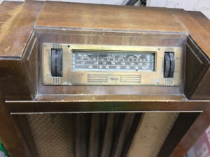 Philco Tube Radio Floor Model