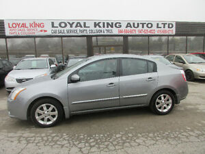 2011 NISSAN SENTRA CERTIFIED & ETSETED  LOW MILEAGE 83KM