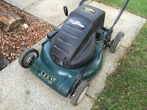 Electrical lawnmower for sale London Ontario image 2