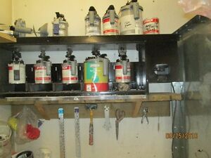 PAINT MIXING STATION