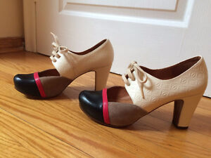 New Chie Mihara shoes - handmade in Spain - size 38.5