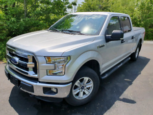 2016 Ford 150 Supercrew LWB 4WD , Trim XLT