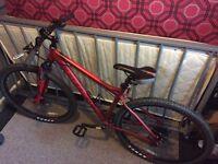 Mountain Bike - Carrera Sulcata Mountain Bike