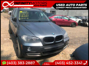 2008 BMW X5 FOR PARTS PARTING OUT CARS CAR PARTS