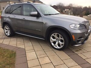 BMW X5!! XL Package, 7seats , 2011. Diesel. Extended Warranty. West Island Greater Montréal image 3