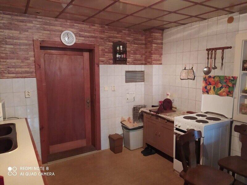 Wohnhaus mit kompletter Tischlereiwerkstatt in Siggelkow