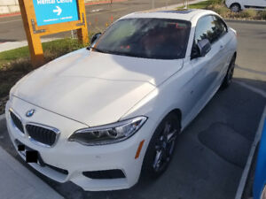 2016 M235i xDrive, Premium & Executive Pack plus ConnectedDrive