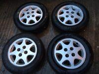 """Nissan Silvia 200sx 15"""" wheels drift 4 X 114.3"""
