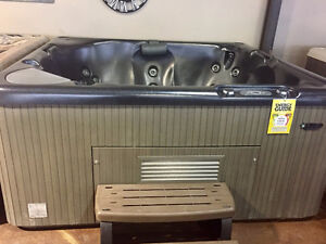 Beachcomber Hot Tub - USED with new cover!