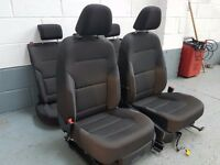 Mk7 mk6 mk5 golf seats like new very clean