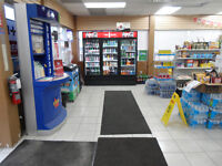 CONVENIENCE STORE FOR SALE.