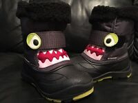 Size 7 toddler boy boots