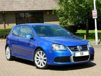 2008 58 Volkswagen Golf 3.2 V6 R32 4Motion DSG Auto WITH FVWSH+SATNAV+LEATHER+