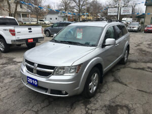 2010 Dodge Journey SXT***CERTIFIED***LOOKS AND DRIVES LIKE NEW**