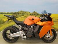 KTM RC8 1190 2010**8254 Miles, Full Service History, 2 Keys, Owners Manual**