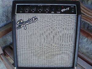 LARGE SQUIRE PRACTISE AMP