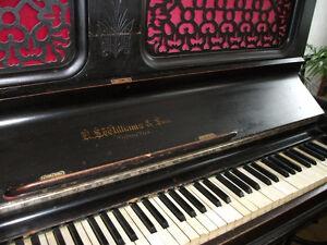 Free Piano & Stool