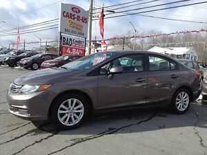 2012 Honda Civic EX We Pay The Tax When You Finance With Us!