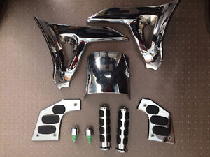 Miscellaneous Motorcycle Accessories