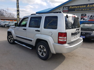 2008 jeep liberty 4x4  145 k certified etested pattersonauto.ca Belleville Belleville Area image 3