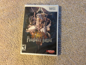 Pandora's Tower - Brand new and Sealed Wii