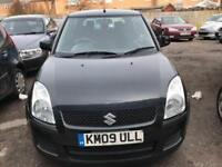 Suzuki Swift 1.3 ( 91bhp ) GL 5 DOOR - 2009 09-REG - 4 MONTHS MOT