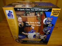 Litter locker,,this item is great for a person who lives in an a