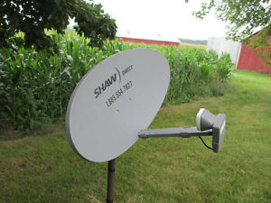 SATELLITE INSTALLATION SERVICE - Bell - Shaw - FTA - Direct TV London Ontario image 3