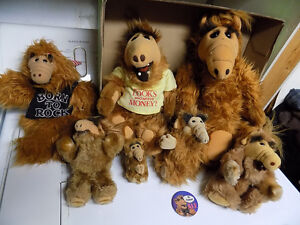 ALF  Alien Life Form - from the 80's TV series