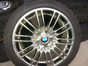 BMW m3 with Gislaved Winter tires 245 40 18