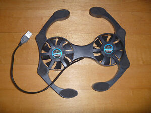 LAPTOP COOLING FAN BASE