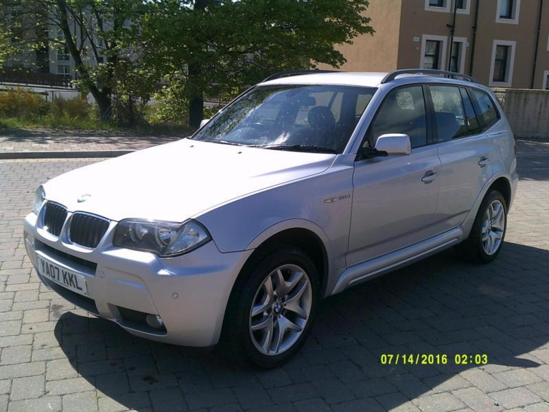 BMW X3 2.0d M Sport DIESEL - FINANCE AVAILABLE