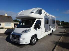 Swift Voyager 685FB Beautiful 4 berth/belted luxury motorhome fixed rear bed