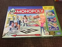 My monopoly set