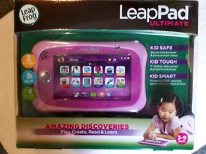 LeapPad Ultimate tablet