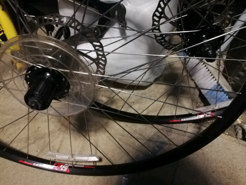 ALEX Rims Dc25 700c 29er Bike