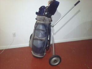 Right Hand Mens Golf Clubs with