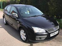 2006 Ford Focus 1.6 5 Door Hatchback