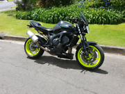 Yamaha FZ6 Track bike - with rego Wollongong Wollongong Area Preview