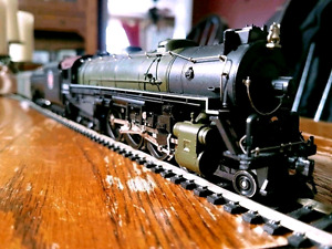 HO DCC GREAT NORTHERN 4-6-4