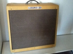 "Fender""59 Bassman RI (ltd) guitar amp."