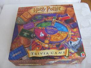 Jeu Harry Potter and the Sorcerer's Stone Trivia game