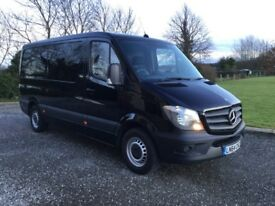 December 2014 sprinter mwb with air con