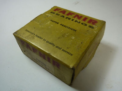 Fafnir 2mm206widul Super Precision Ball Bearing New