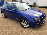 2005 '05' MG ZR 105 1.4. Petrol. Manual. Cheap. 1st Car. Bargain. Px Swap